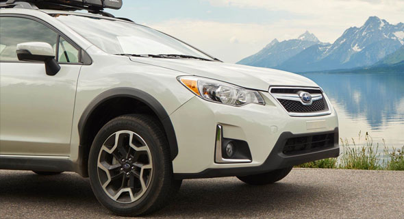 2016 Subaru Crosstrek Smart Breaking