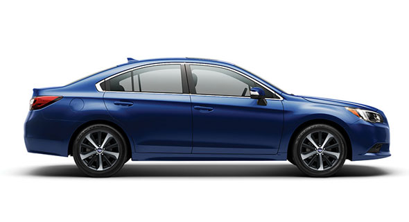 2016 Subaru Legacy Safety