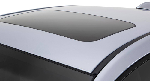 2015 Subaru WRX Moonroof